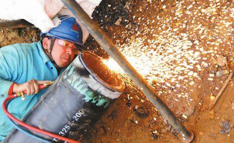 顺庆和高坪主城区以及30多个乡镇提前8小时恢复供气
