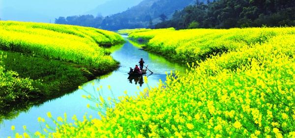 第三批天府旅游名县候选县名单公布,蓬安名列其中